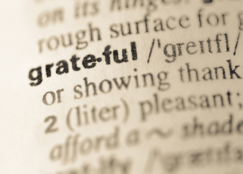 Grateful for It All