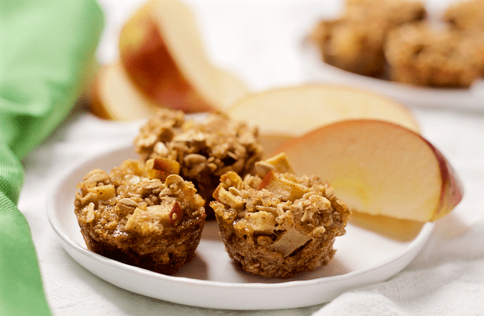 Apple cinnamon quinoa breakfast muffins - Family Food on the Table