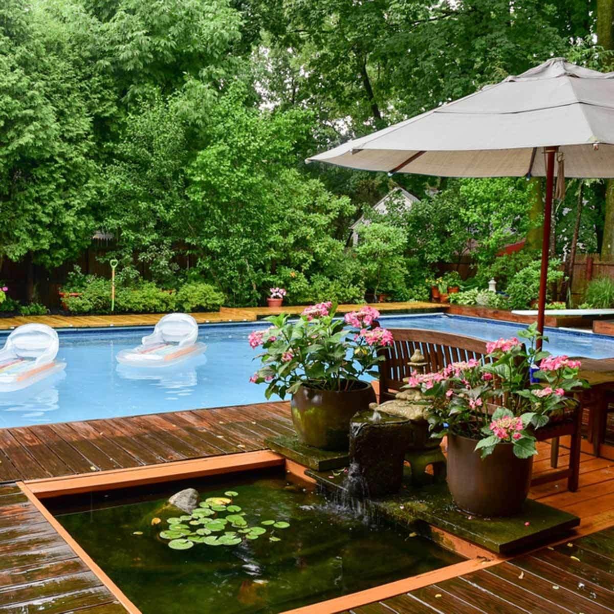 Idyllic Ponds Backyard Swimming S Family Handyman Backyards Without S S outdoor Amazing Backyards Without Pools