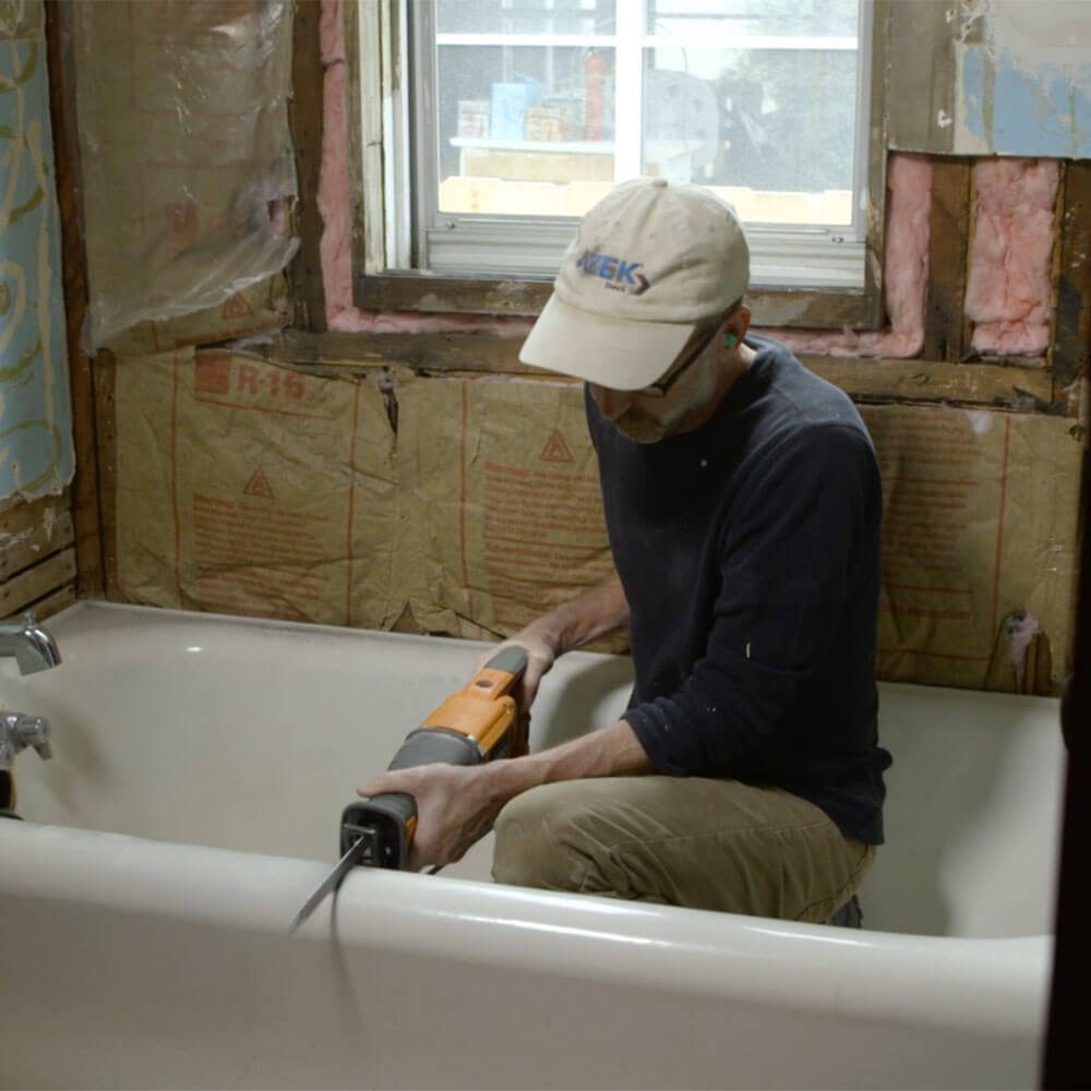 Cute Breaking Up A Cast Iron Which Tool Is Family Handyman Cast Iron Tubs Vs Steel Cast Iron Tubs Vs Americast houzz-03 Cast Iron Tubs
