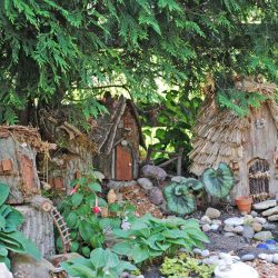 Small Crop Of Gnome Garden Village