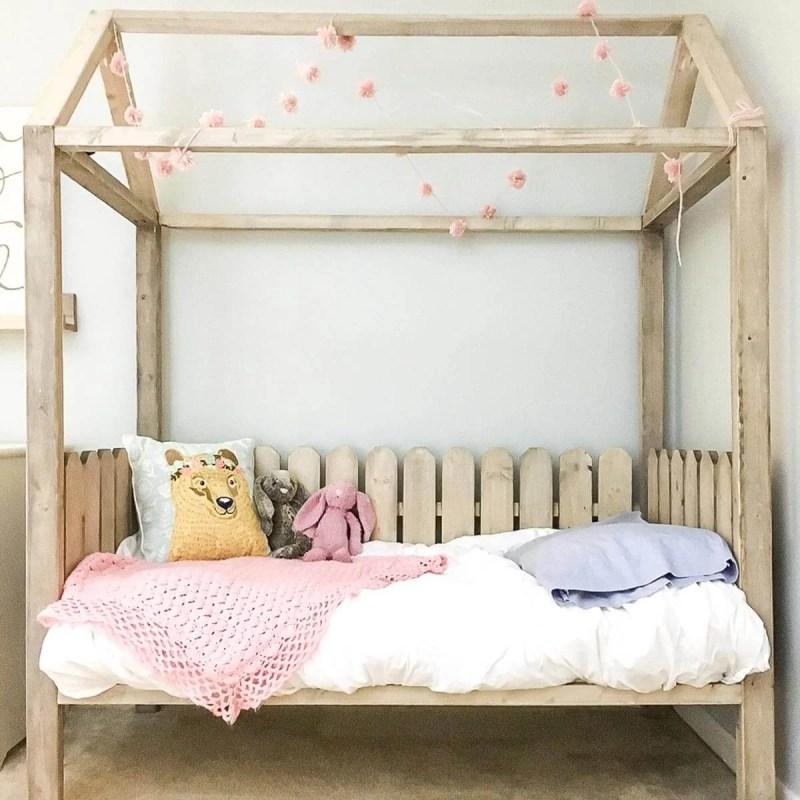 Joyous Diy Bed Frame Plans Ideas Family Handyman Diy Canopy Bed Tent ...