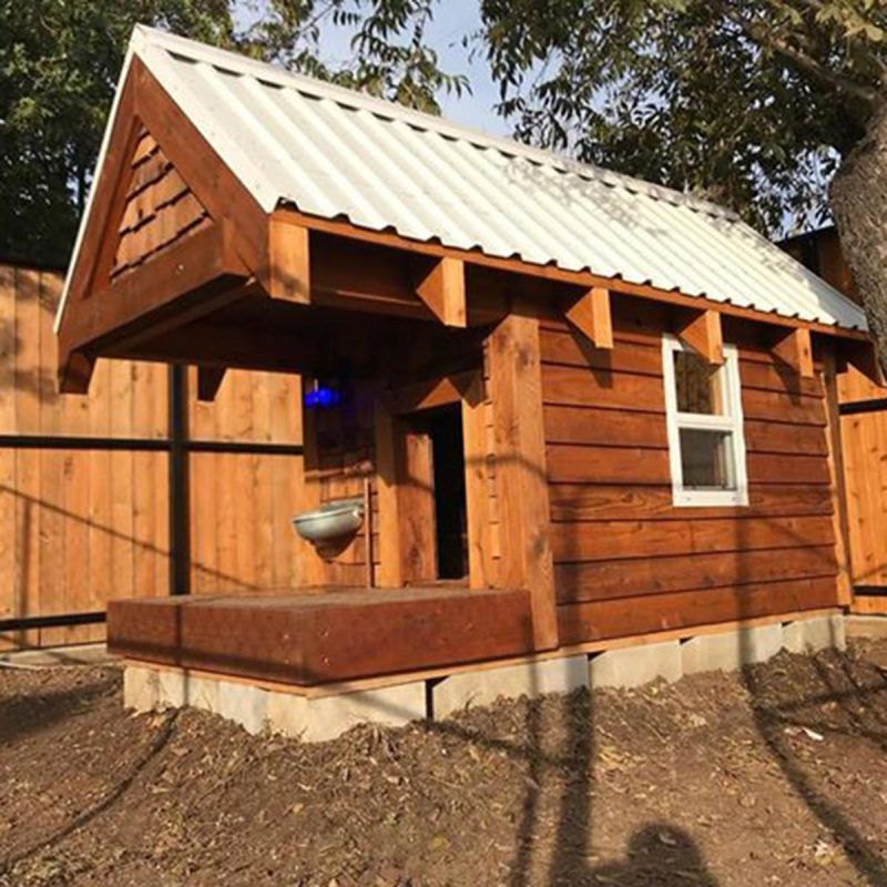 Large Of Air Conditioned Dog House