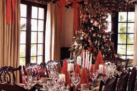 traditional french christmas decorations style ideas 03