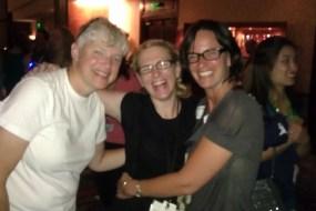 A Mormon, A Muslim & A Jewish Lesbian Walk Into a Bar