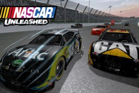 NASCAR Unleashed – video game review