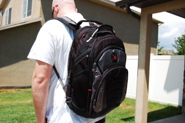 SwissGear Backpack from Staples Review