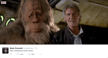 The Internet Goes Star Wars Crazy, and It's AWESOME