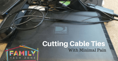 Cutting Cable Ties