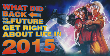 What Did Back to the Future Get Right?