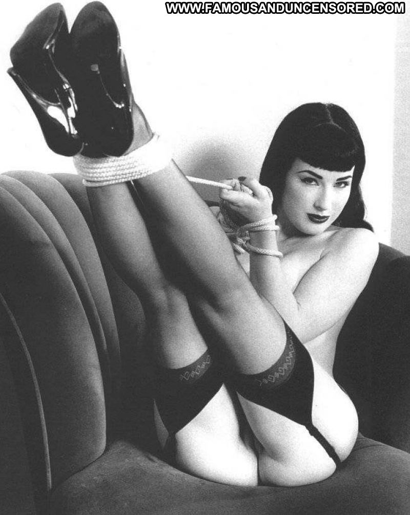 betty page porn uncensored