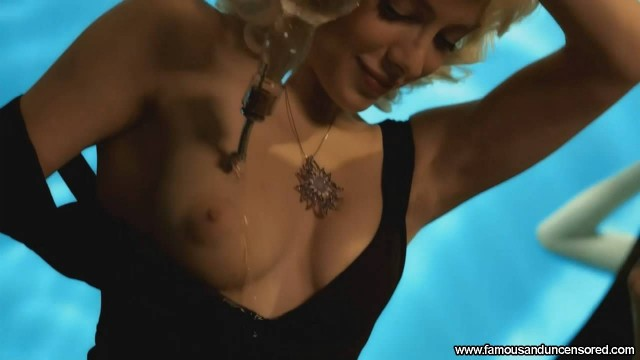 Elena Satine Magic City Nude Scene Beautiful Celebrity Sexy