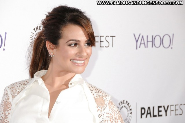 Lea Michele Pictures Teen Celebrity