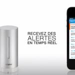 Netatmo control qualité air iphone