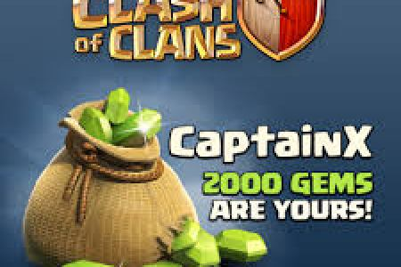 clash of clans gagner gems