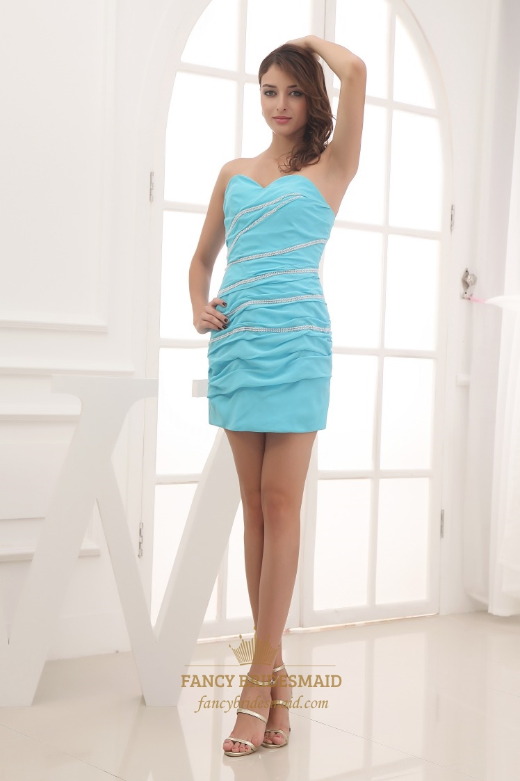 Large Of Sky Blue Dress