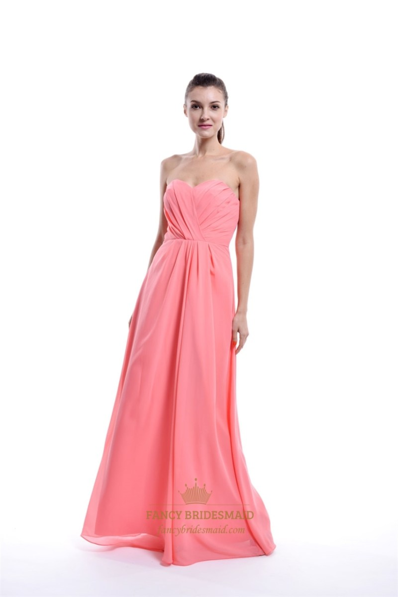 Large Of Coral Color Dress