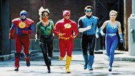 Justice League of America is an unsuccessful 1997 television pilot produced by CBS directed by Félix Enríquez Alcalá. It is crazy bad. It's interesting that all parties involved thought this...