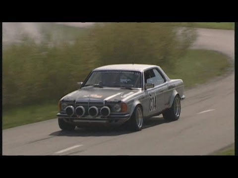Mercedes benz w123 280ce carlsson tuned rally car for Rally mercedes benz