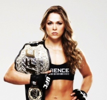Ronda Rousey signs endrosement deal with XYIENCE