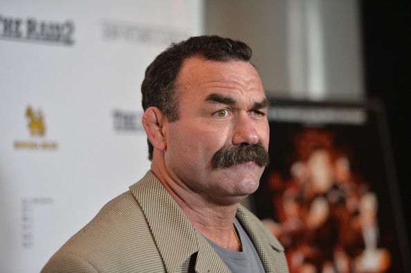 """Don Frye: """"I'll step in the cage to challenge Kimbo."""""""