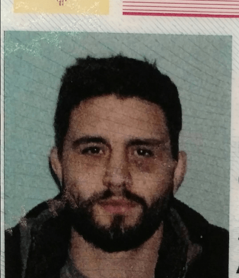 Carlos Condit gets a new driver license, 3days after title loss!