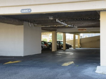 Indoor & Outdoor Parking Garage
