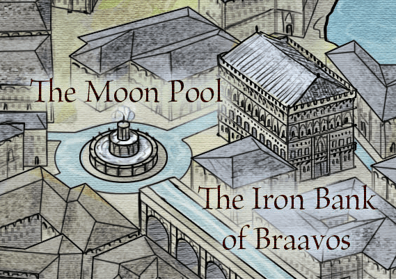 Iron Bank and the Moon Pool