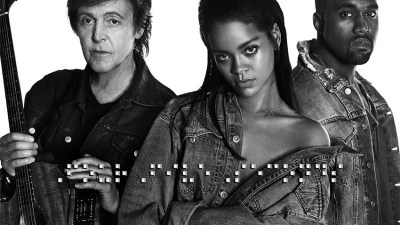 Fantastic Radio. Rihanna, Kanye West & Paul McCartney – FourFiveSeconds