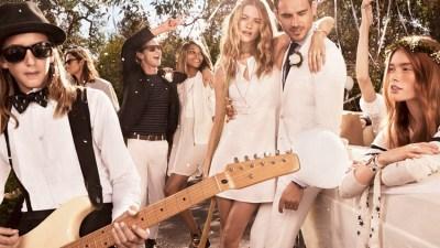 """La nueva campaña de Tommy Hilfiger se va de boda: """"I do Hilfiger"""""""