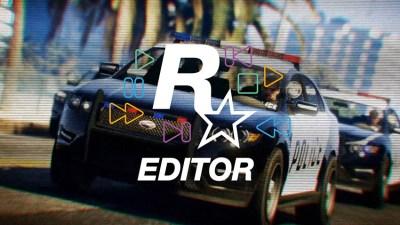 """""""GTA V"""" por fin tiene su propio editor de vídeo"""