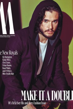 Kit Harington / New Royals @ W Magazine