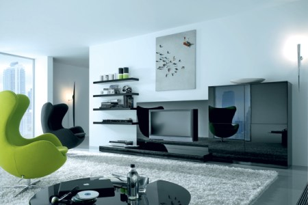 modern living room design ideas 49