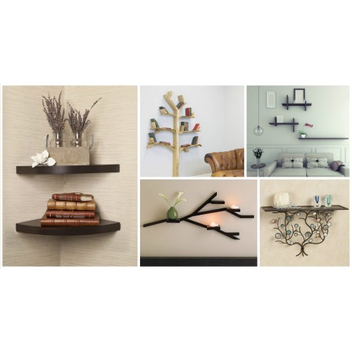 Medium Crop Of Pictures Of Wall Shelves