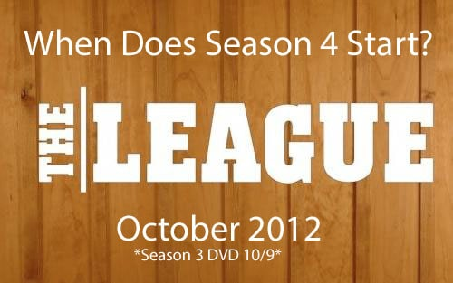 When Does Season 4 of The League Start?