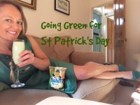Wearing Green on St Patrick's Day
