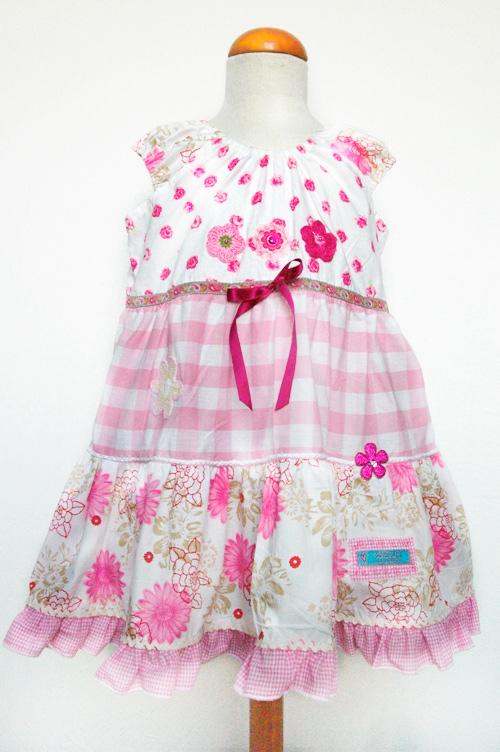 Sommerkleid, Strandkleid, Tunika, Tunikakleid, Mädchen, Schnittmuster farbenmix