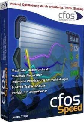 برنامج تسريع الإنترنت   cFosSpeed 10.00 Build 2173 Final