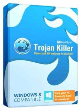 برنامج الحماية من فيروسات التروجات وإزالتها | GridinSoft Trojan Killer 2.2.7.1