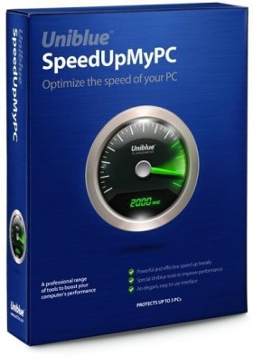 برنامج تسريع الويندوز والإنترنت | Uniblue SpeedUpMyPC 2015 6.0.12