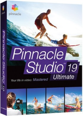 برنامج مونتاج وتعديل الفيديو   Pinnacle Studio Ultimate 19.5