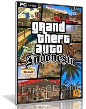 تحميل لعبة جتا | GTA Extreme Indonesia