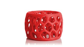 red cube filament