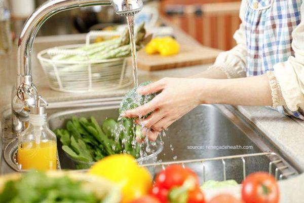 3 Tips Menyimpan Makanan Rendah Kalori dari Jenis Sayuran