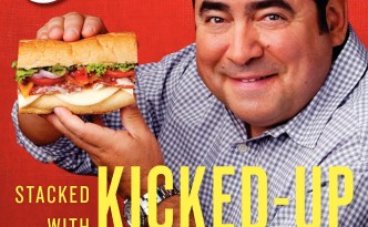 Emeril Kicked Sandwiches PB Cover