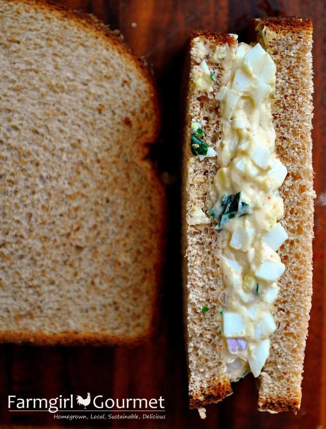 Emeril's Egg Salad Supreme Recipe - Click Image to See Post