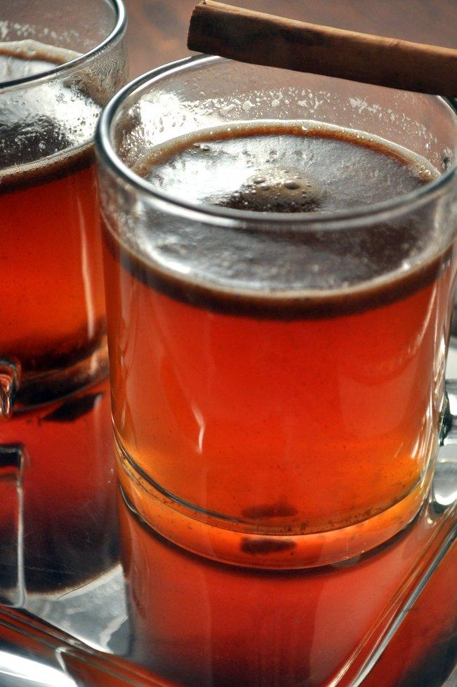 Pumpkin Hot Buttered Rum