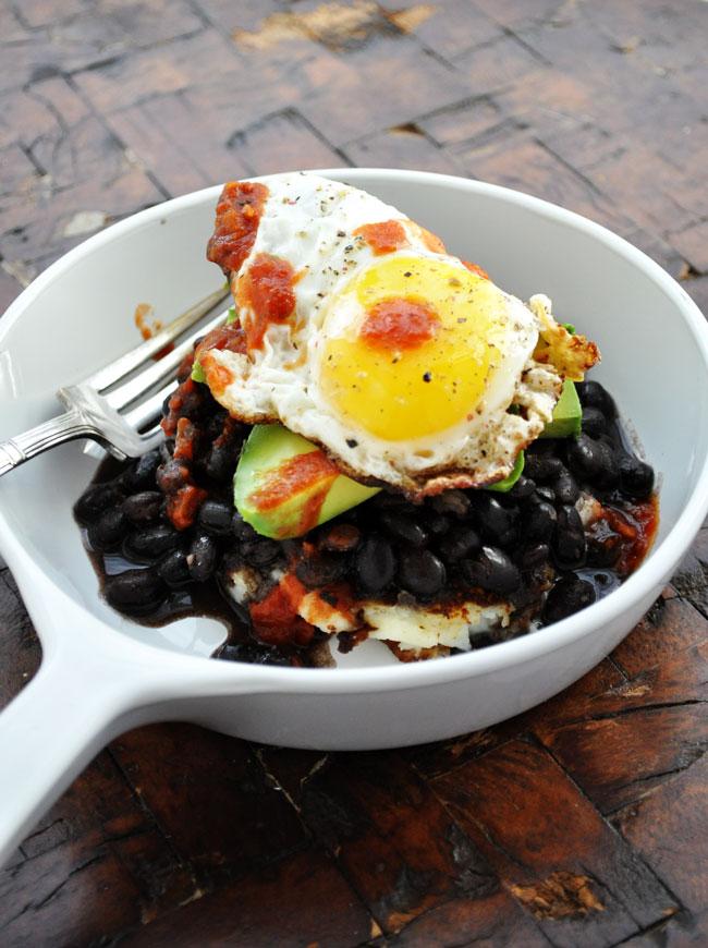 5 Ingredient Mexican Potato Stacks | farmgirlgourmet.com