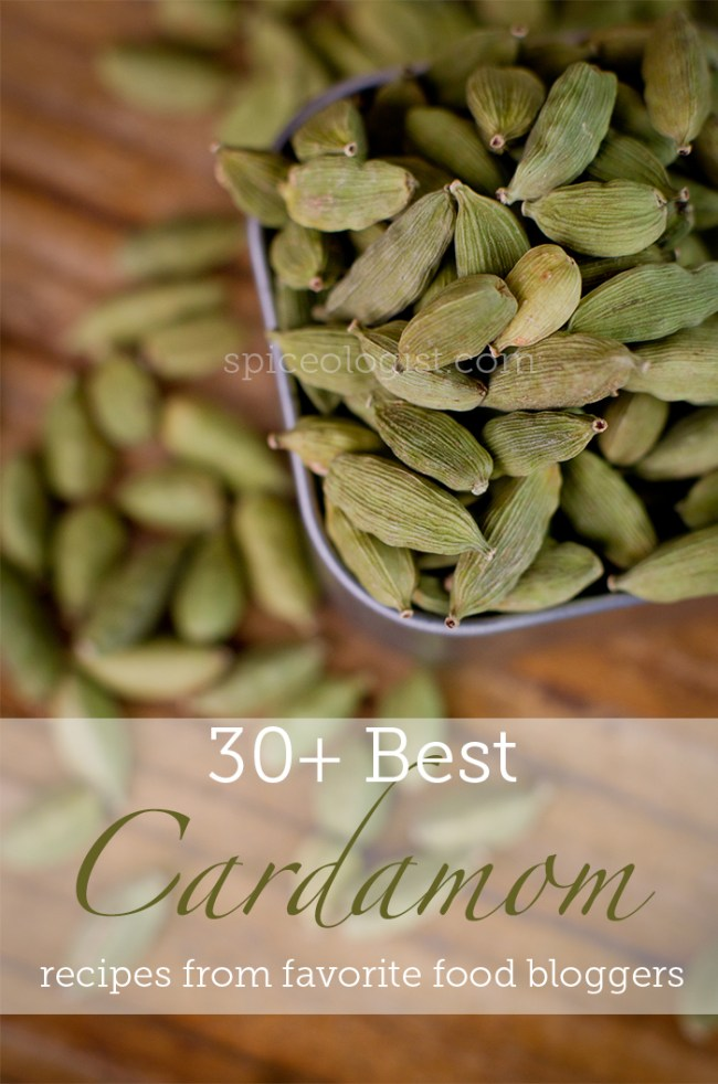Over 30 Best Cardamom Recipes | spiceologist.com