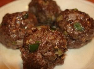Farm Fresh Meatballs